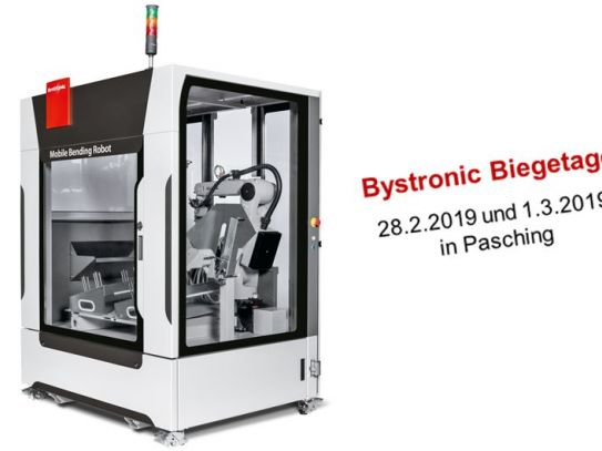 Bystronic Biegetage